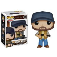 Фигурка POP TV: Supernatural - Bobby Singer