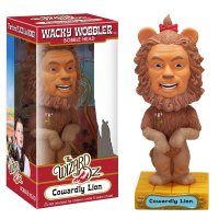 Фигурка Wizard of Oz: Cowardly Lion Wacky Wobbler