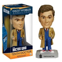 Фигурка Doctor Who - Dr #10 Wacky Wobbler