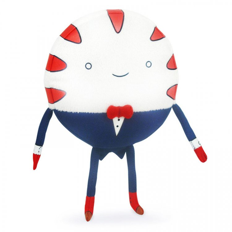 Мягкая игрушка Adventure Time Plush Peppermint Butler