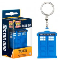Брелок POP Doctor Who - Tardis