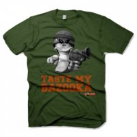 Футболка Worms Taste My Bazooka