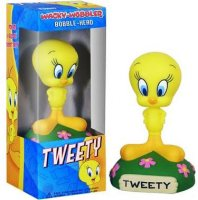 Фигурка Looney Tunes Tweety Bird Wacky Wobbler