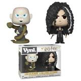Набор фигурок Vynl: Harry Potter - Bellatrix & Voldemort