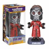 Фигурка Guardians of the Galaxy - Star-Lord Wacky Wobbler