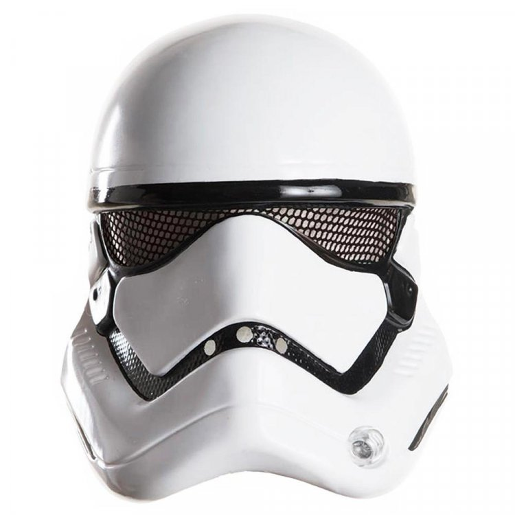 Маска детская Star Wars: The Force Awakens - Stormtrooper Half Helmet