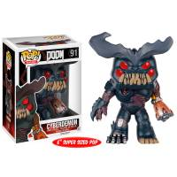 Фигурка Funko POP Games: Doom - Cyberdemon