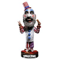 Фигурка House of 1000 Corpses Captain Spaulding Wacky Wobbler