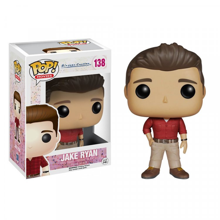 Фигурка POP Movies: Sixteen Candles - Jake Ryan
