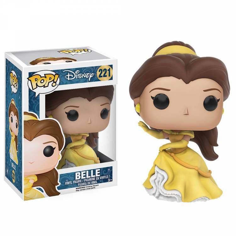 Фигурка POP Disney: Beauty & the Beast - Belle
