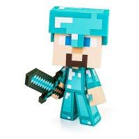 Фигурка Minecraft Diamond Steve Vinyl
