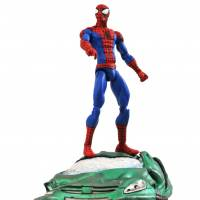 Фигурка Marvel - Spider-Man with base