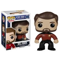 Фигурка POP TV: Star Trek The Next Generation - Will Riker