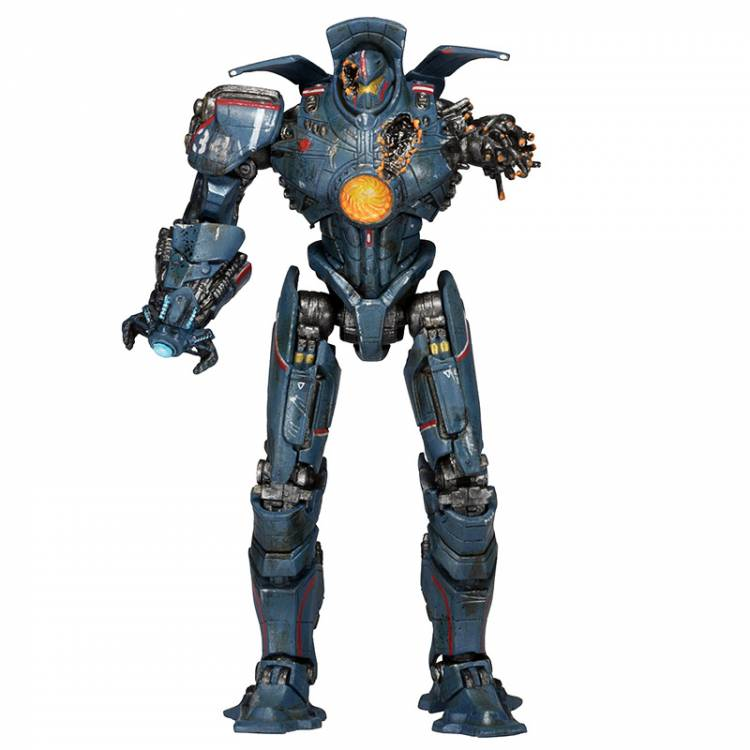 Фигурка Pacific Rim Series 5 Anchorage Attack Gipsy Danger Deluxe