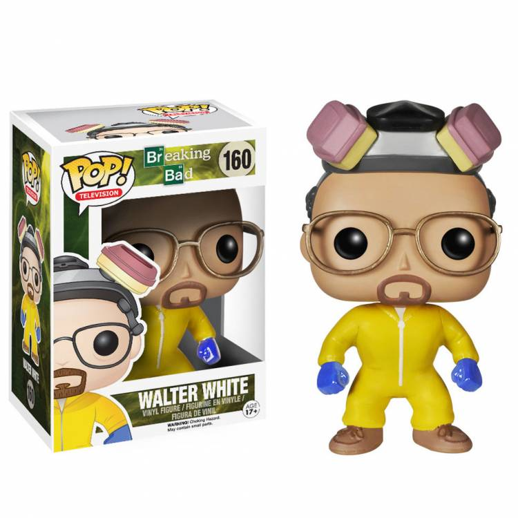 Фигурка POP Television: Breaking Bad - Walter White