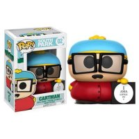 Фигурка POP TV: South Park - Cartman with Glasses