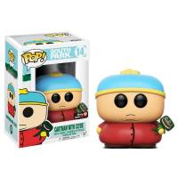 Фигурка POP TV: South Park - Cartman with Clyde Exclusive