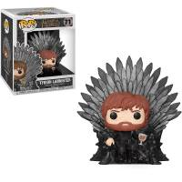 Фигурка POP TV: Game of Thrones - Tyrion Lannister on Iron Throne