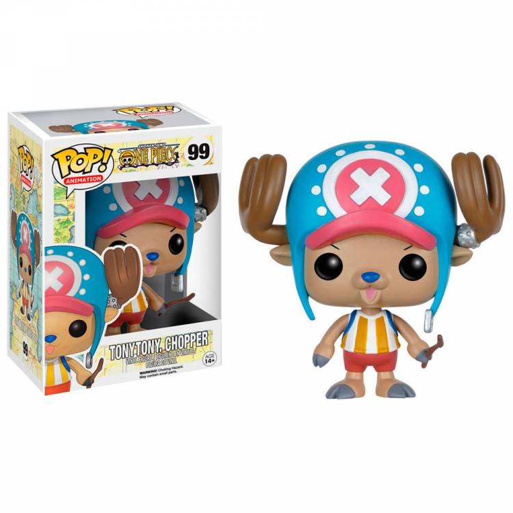 Фигурка Funko Pop! Anime: One Piece - Tony Tony Chopper
