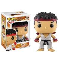 Фигурка POP Games: Street Fighter - Ryu