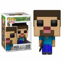 Фигурка POP Games: Minecraft - Steve