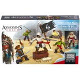 Конструктор Mega Bloks Assassin's Creed Pirate Crew