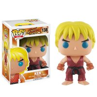 Фигурка POP Games: Street Fighter - Ken