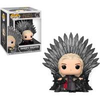 Фигурка POP TV: Game of Thrones - Daenerys Targaryen Sitting on Throne