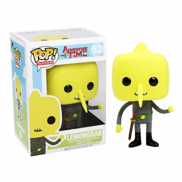 Фигурка POP Lemongrab Adventure Time