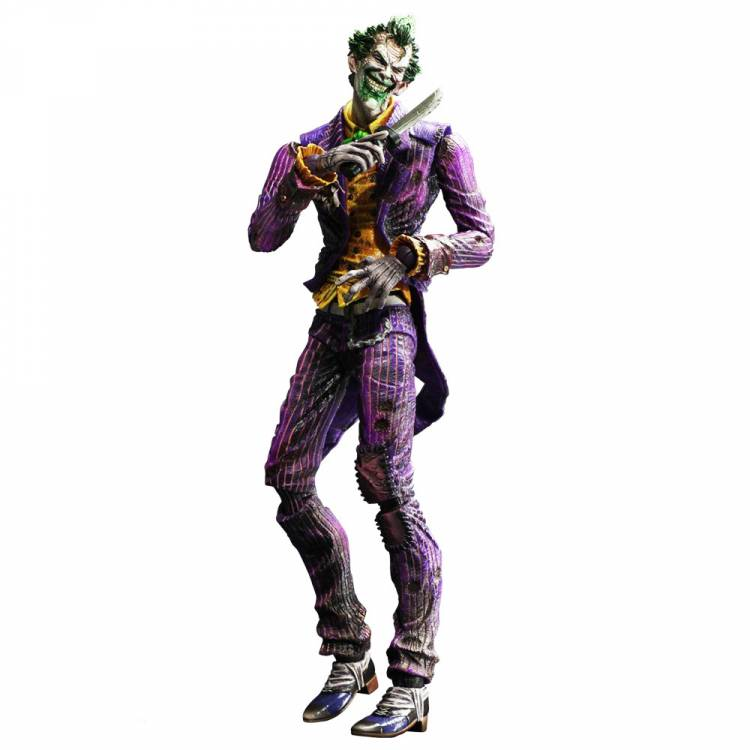 Фигурка Batman Arkham City - Play Arts Kai Joker