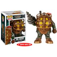 Фигурка POP Games: Bioshock - Big Daddy