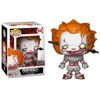 Фигурка POP Movies: IT - Pennywise with Wrought Iron Exclusive
