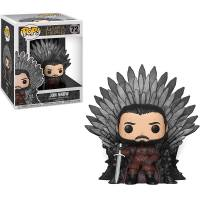 Фигурка POP TV: Game of Thrones - Jon Snow Sitting On Iron Throne