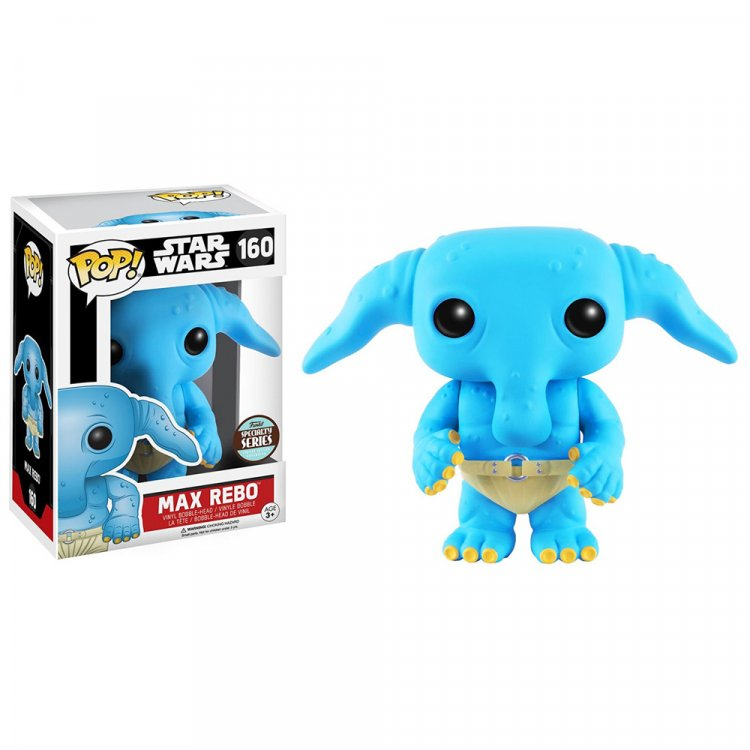 Фигурка POP Star Wars: Max Rebo