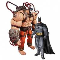 Набор фигурок DC Collectibles Arkham Asylum: Bane vs. Batman