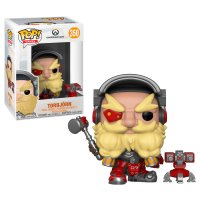 Фигурка POP Games: Overwatch - Torbjörn