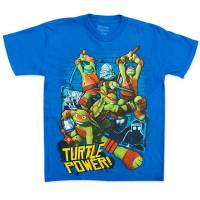 Футболка Turtle Power! - Teenage Mutant Ninja Turtles