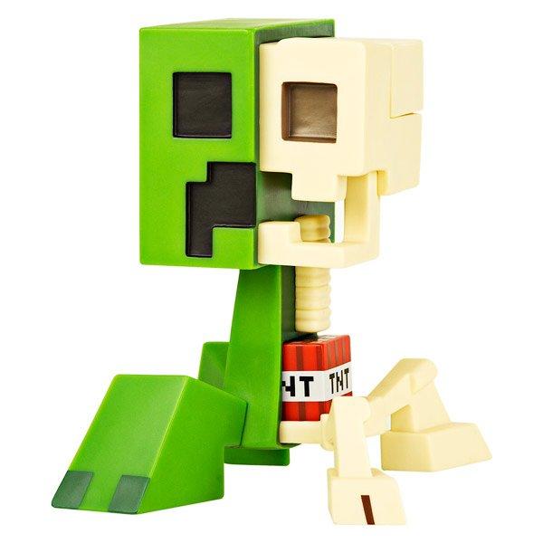 Minecraft Creeper Anatomy Deluxe