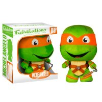 Мягкая игрушка Funko Fabrikations: Teenage Mutant Ninja Turtles Michelangelo