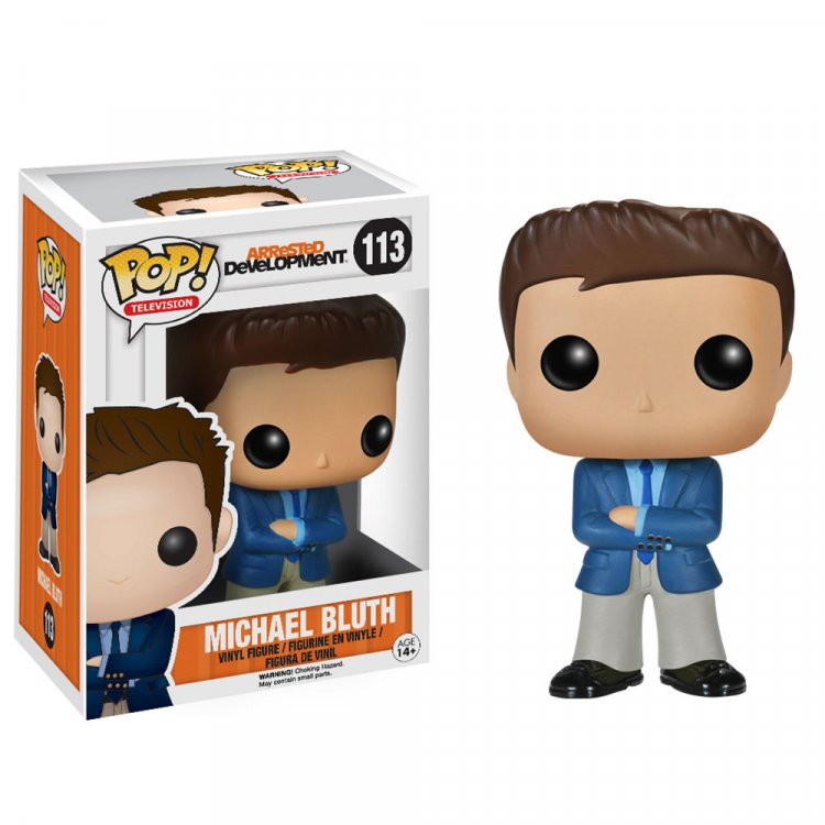 Фигурка POP TV: Arrested Development - Michael Bluth
