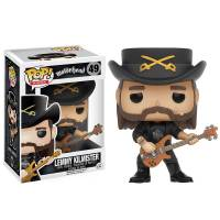 Фигурка POP Rocks: Lemmy Kilmister