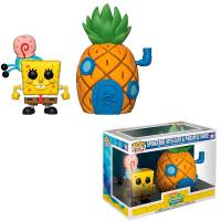 Фигурка POP Town: Spongebob Squarepants - Spongebob with Pineapple House