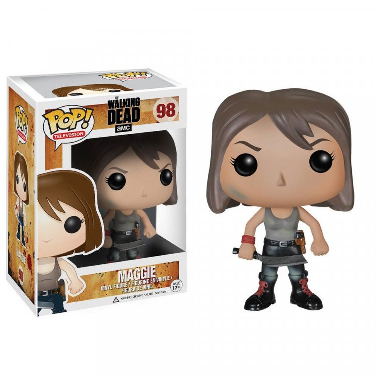 Фигурка POP TV: The Walking Dead - Maggie