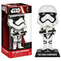 Фигурка Star Wars: Episode 7 - First Order Stormtrooper Wacky Wobbler