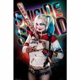 Постер Suicide Squad - Harley Quinn (Good Night)
