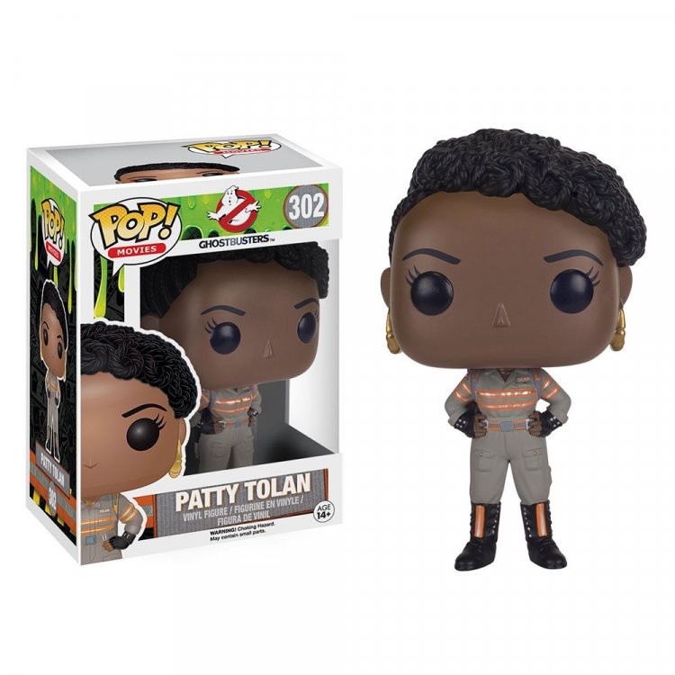 Фигурка POP Movies: Ghostbusters 2016 - Patty Tolan