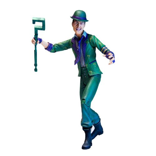 Фигурка Batman: Arkham City Series 2: The Riddler