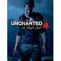 Артбук The Art of Uncharted 4: A Thief's End