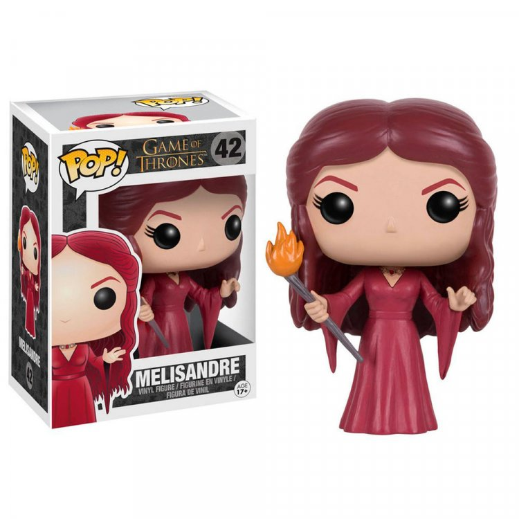 Фигурка Funko POP Game of Thrones - Melisandre