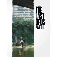Артбук The Art of the Last of Us Part II